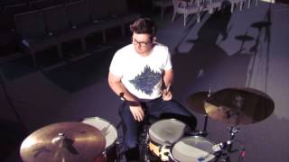 Steve Fee   Your Love is Better Than Life  Drum Cover