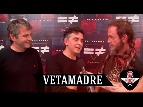 Vetamadre video Igual Distinto - Entrevista CM 2016