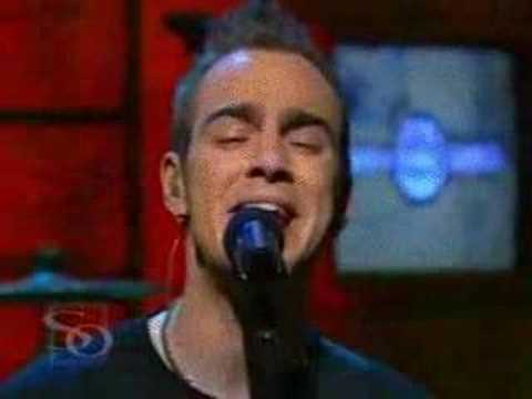 Three Days Grace - I Hate Everything About You (Live)