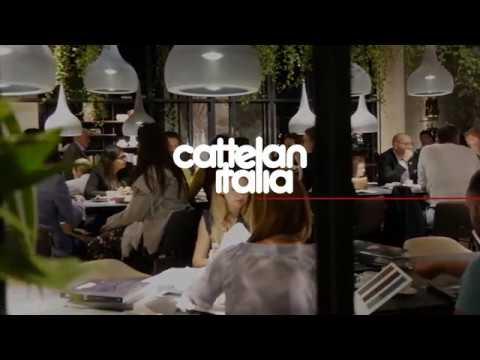 Salone Internazionale del mobile di Milano Cattelan Italia Stand