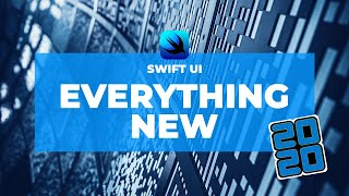 Everything New in SwiftUI