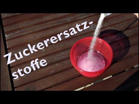 Alternativen zu Zucker - Xylit - Erythrit - Stevia
