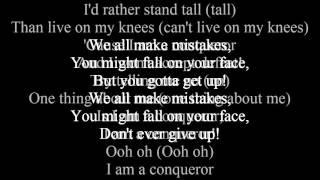 Empire Cast   Conqueror Lyrics Ft  Estelle   Jussie Smollett   YouTube