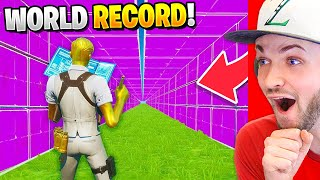 *NEW* Fortnite WORLD'S FASTEST editor! (MUST SEE)