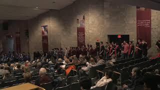 Annual HS & Collegiate A Cappella Sing Off
