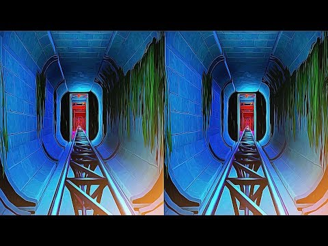 Download 3D Roller Coaster 18 VR Videos 3D SBS [Google Cardboard VR Experience] VR Box Virtual Reality Video HD Mp4 3GP Video and MP3