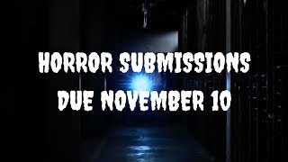 Calling All Teen Horror Filmmakers