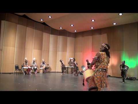 Yamama with Fana Bangoura & Mounafanyi Drum and Dance Ensemble