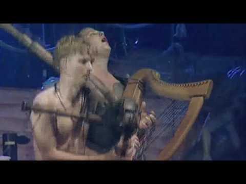 In Extremo - Vollmond (live raue spree dvd 2005 )