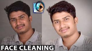 Photoshop 7.0 Photo Editing Face Cleaning iN Hindi ArtBalaghat