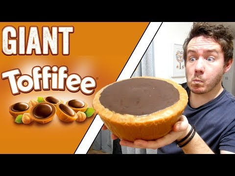 Giant Toffifee / Toffifay