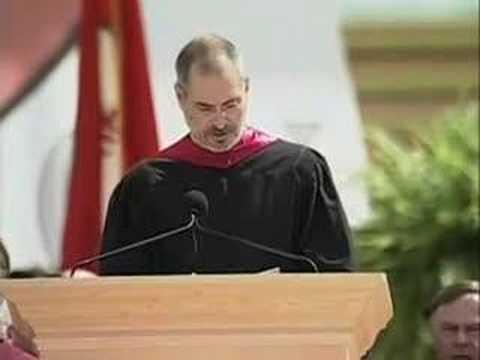 Proslov Stevea Jobse na Stanfordově univerzitě