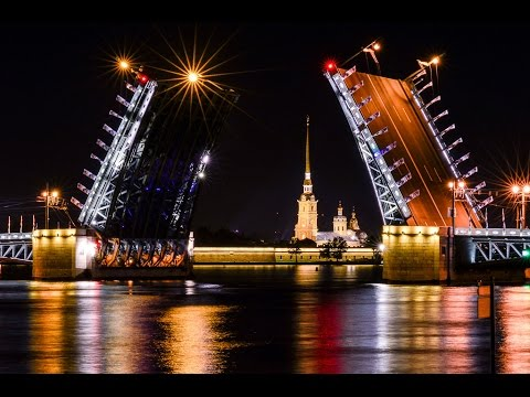 ST. PETERSBURG Attractions /Лучшие достопримечательности Санкт-Петербурга