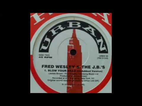 Fred Wesley and The JB's - Blow Your Head [Undubbed Version] (Drum Break - Loop)