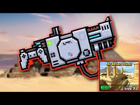DISC BATTLE STATION - Pixel Gun 3D [pixel 3a]