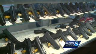 Iowa conceal and carry gun permits up 400 percent