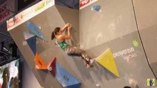 European Bouldering Championchip 2015 - Semifinals by Psyched Bouldering