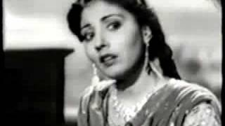 Shamshad Begam  Ye Afsana (Dard 1947) - YouTube