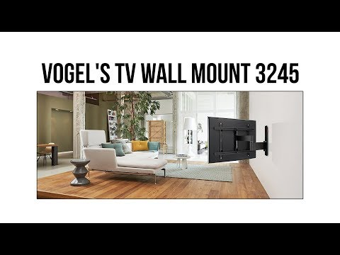 How to mount a TV to the wall | Vogel's WALL 2245 3245 TV Wall Mount