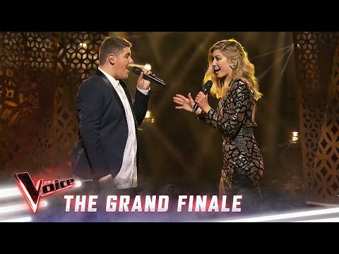 The Grand Finale: Delta Goodrem and Jordan Anthony sing 'You Say' | The Voice Australia 2019