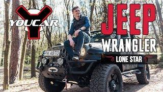 OffRoad Jeep Wrangler JK  Unlimited / Обзор и тест-драйв типичного тюнингованного Рэнглера от YouCar