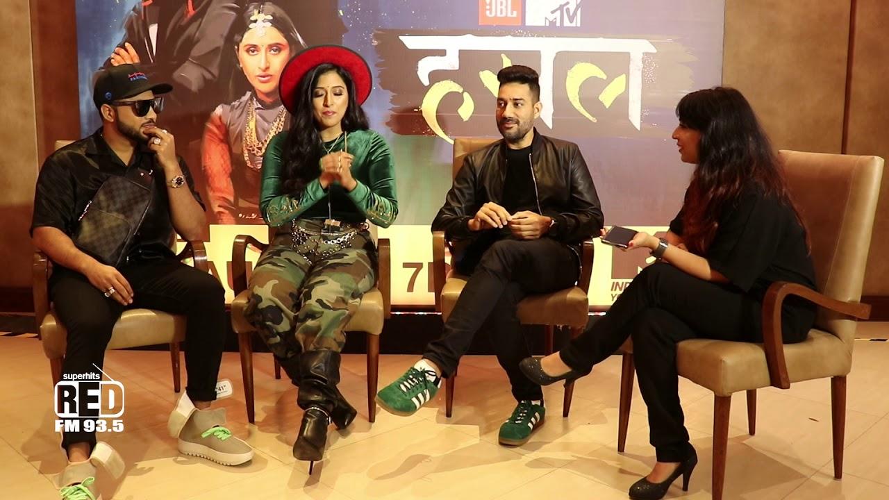 RAFTAAR NUCLEYA RAJA KUMARI with RJ Akriti | MTV HUSTLE