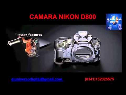 Nikon D800 precio,camaras profesionales Nikon,Nikon D800 Rosario,Santa Fe