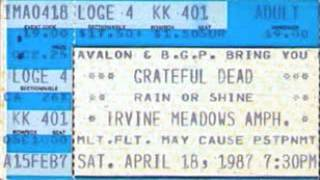 Grateful Dead - Far From Me 4-18-87