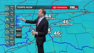 Frank Marzullo First Alert Weather Hit 5/19 WXIX-TV