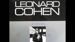 "Leonard Cohen - ""Ain't No Cure For Love"""