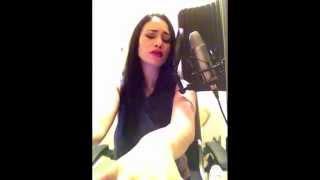 How You Love Me - 3LAU ft. Bright Lights // Aloma Steele Cover