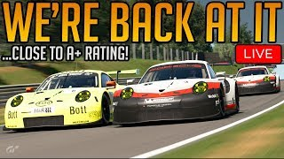Gran Turismo Sport: The Return to A+ Rating?