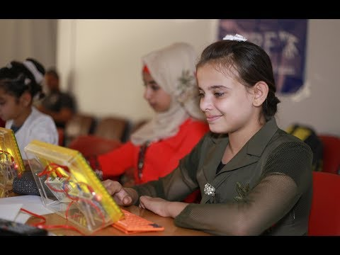 PCRF TechEd Program in Gaza