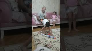 Gülnaz arda ile oynuyor 08.2017