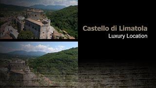 preview picture of video 'Castello per Matrimoni in Campania...Castello di Limatola'