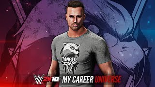 WWE 2K18 My Career Universe Mode - CHRIS DANGER RESPONDS!! | Kholo.pk