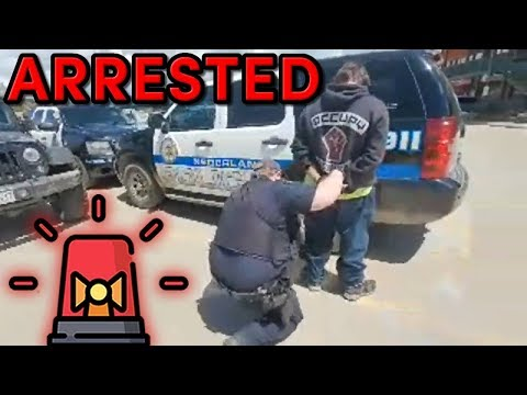Eric Arrested - The Eric Brandt Show - Video - 4Gswap org
