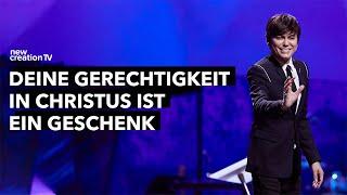 Deine Gerechtigkeit in Christus ist ein Geschenk I New Creation TV Deutsch