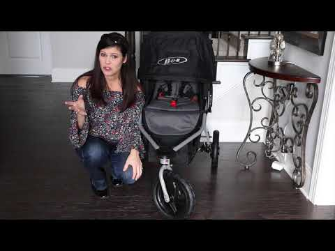 BOB Rambler Jogging Stroller Review | MOM MONDAY