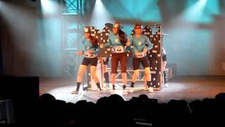 Hi-Five City - The Aquabats: DHHS Air Guitar 2011
