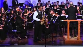 Symphony Orchestra, Spring Concert 2015