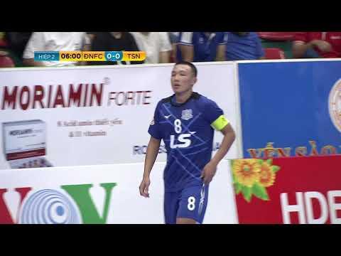 Giải futsal VĐQG 2019: Đà Nẵng FC vs Thái Sơn Nam