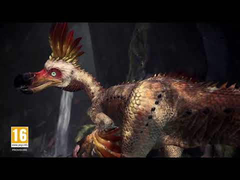 Monster Hunter World - Désert des termintes de Monster Hunter World