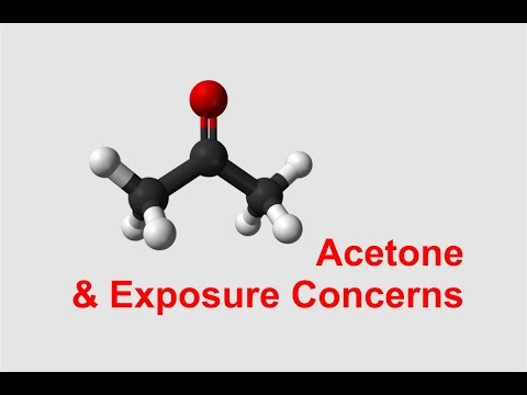 Acetone & Exposure Concerns
