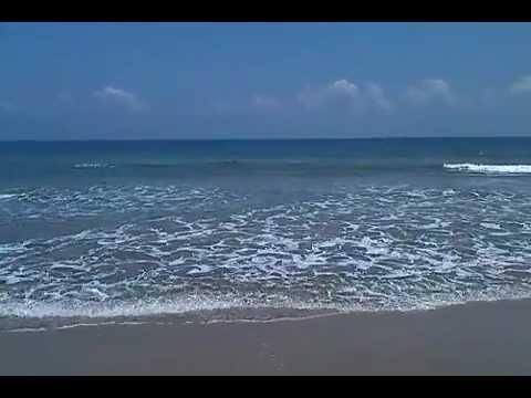 Индия. Бенгальский залив. Дикий пляж.