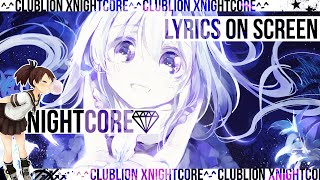 Nightcore - One More Chance (NeoTune! Remix) [DJ Cap feat. MaryBran] ▹Lyrics◃