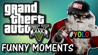 DAT NORTH YANKTON SWEG - GTA 5 Online Funny Moments