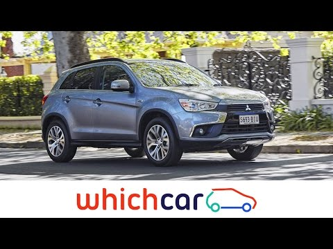 2017 Mitsubishi ASX Review | New Car Reviews | WhichCar