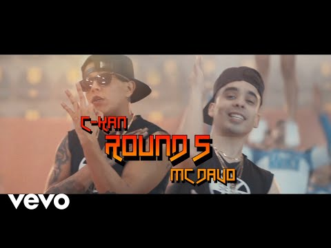 C Kan Round 5 Official Video Feat Mc Davo