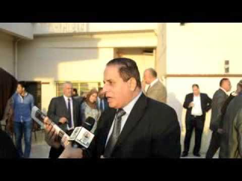 بالفيديو.. نقيب شمال القاهرة يشارك اجتماع المحامين لمواجهة قانون